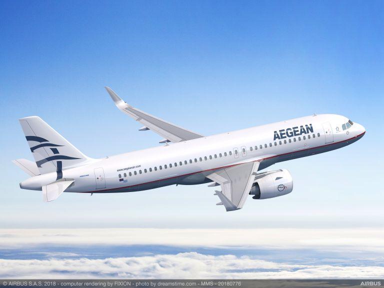 Κινητήρες της Pratt & Whitney και για τα νέα Airbus της AEGEAN | tovima.gr