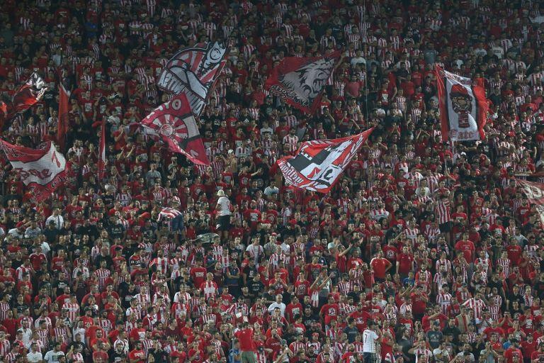 Μέχρι και 3000 οπαδοί του Ολυμπιακού στο γήπεδο της Ντουντελάνζ   tovima.gr
