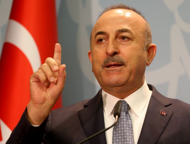 Turkey warms Greece not to extend territorial waters, declaring that such a move is a casus belli   tovima.gr