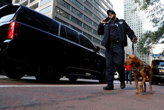 Αναστάτωση στις ΗΠΑ από τα τρομοδέματα στη Νέα Υόρκη   tovima.gr