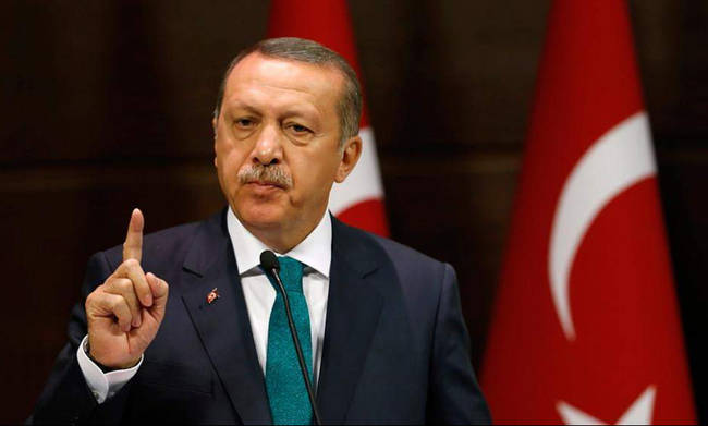 Οταν ο Ερντογάν αναφέρεται σε εξοπλισμούς | tovima.gr