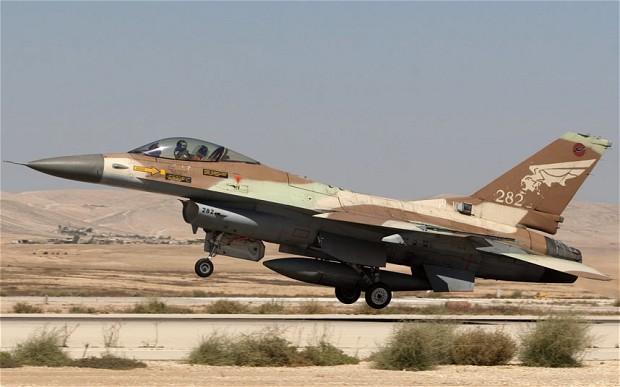 Τι γυρεύουν 11 ισραηλινά F-16 στη Λάρισα | tovima.gr
