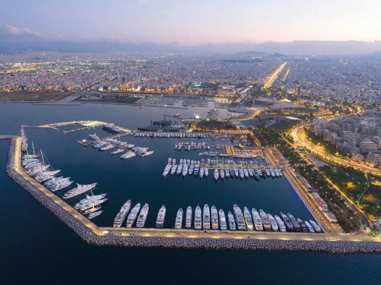 Ξεκινάει σήμερα Πέμπτη το Παγκόσμιο Συνέδριο Μαρινών | tovima.gr