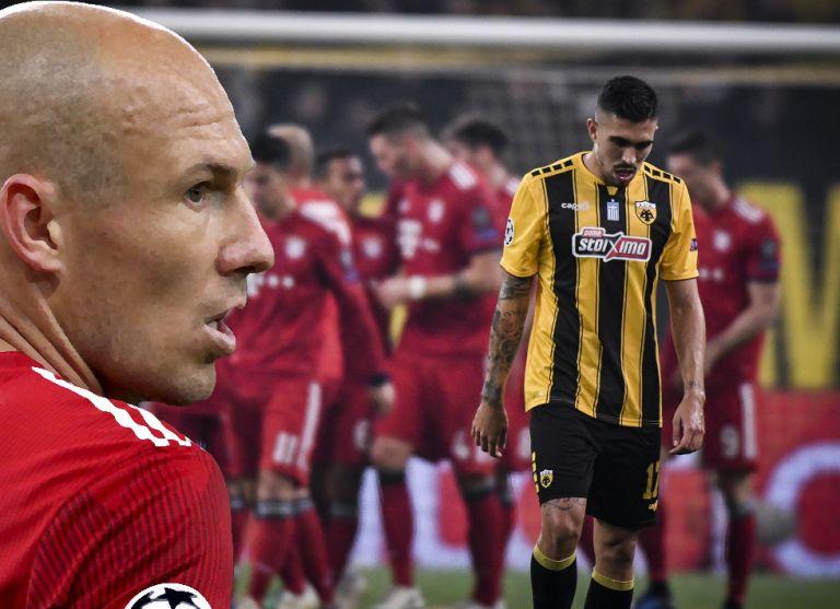 Η ΑΕΚ δεν μπορούσε, οι Βαυαροί δεν ενδιαφέρονταν… | tovima.gr