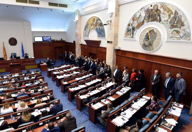 πΓΔΜ: Τα αλβανικά κόμματα προεδοποιούν με μπλόκο τη Συμφωνία των Πρεσπών | tovima.gr