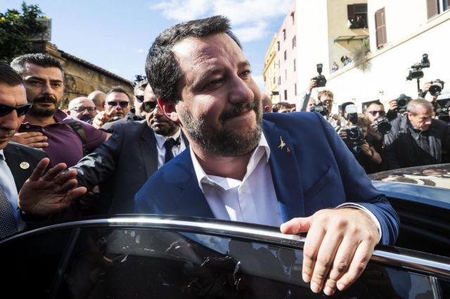 Ιταλία – Σαλβίνι: Ο προϋπολογισμός της χώρας δεν αλλάζει | tovima.gr