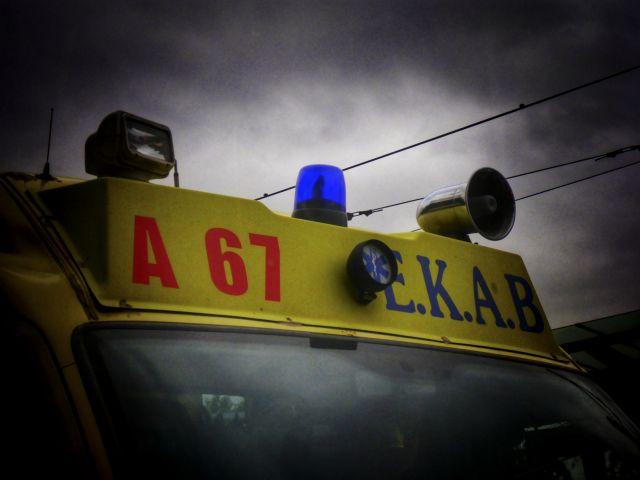 Αγρίνιο: Αδελφάκια έπεσαν από το μπαλκόνι πολυκατοικίας | tovima.gr