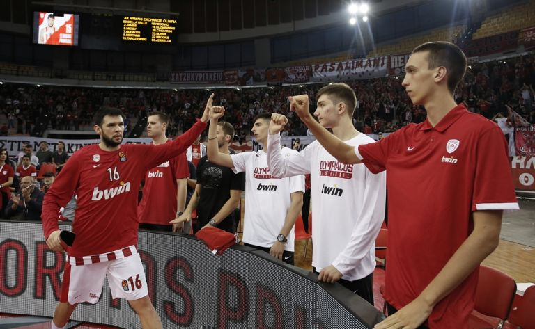Κόντρα στην Μακάμπι για την πρώτη εντός έδρας νίκη ο Ολυμπιακός   tovima.gr