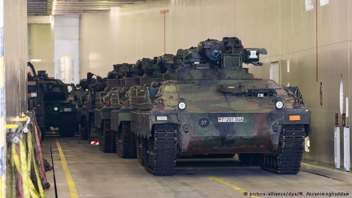 DW : Ξεκινά η μεγάλη άσκηση του ΝΑΤΟ | tovima.gr