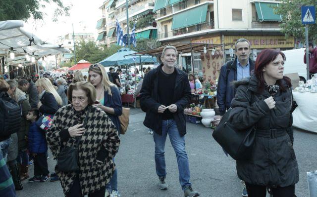 Κίνημα Αλλαγής: Στηρίζει Γερουλάνο για τον Δήμο Αθηναίων   tovima.gr