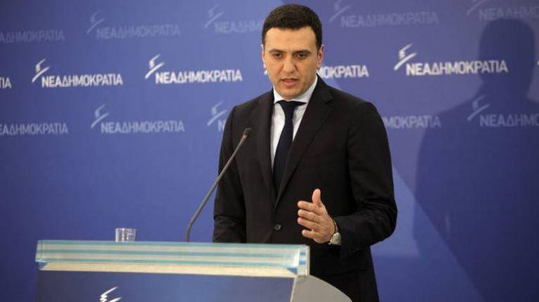 Κικίλιας : Όποιος έχει βάλει στο χέρι του στο χρήμα των ελλήνων φορολογούμενων να πάει στη φυλακή | tovima.gr