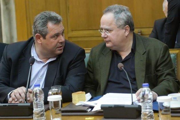 Στο κόκκινο η πολιτική αντιπαράθεση Καμμένου -Κοτζιά μέσω social media   tovima.gr