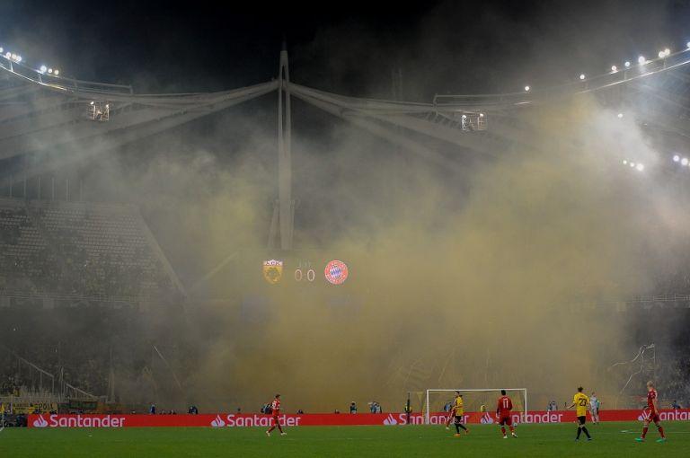 Κλήθηκε σε απολογία η ΑΕΚ από την UEFA για το ματς με την Μπάγερν | tovima.gr