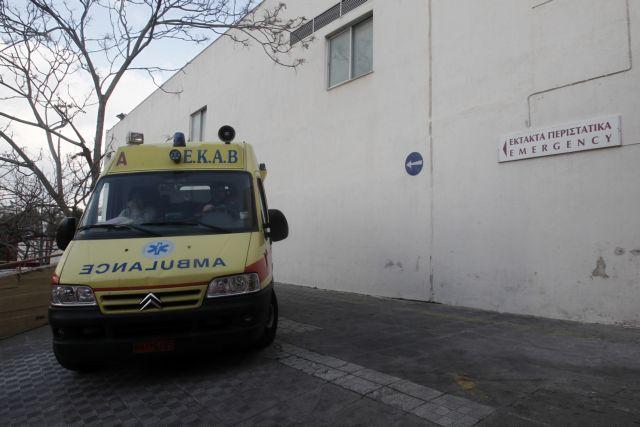 Θεσσαλονίκη : Μαχαίρωσε τη σύζυγό του και μετά αυτοτραυματίστηκε | tovima.gr