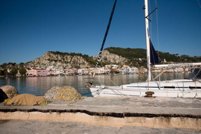 Ζάκυνθος: Επιφυλακή το επόμενο 48ωρο | tovima.gr