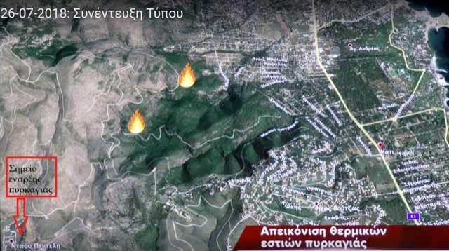 Τραγωδία στο Μάτι: κατάθεση επιστήμονα «σβήνει» το κυβερνητικό τρυκ με το οργανωμένο σχέδιο εμπρησμών | tovima.gr