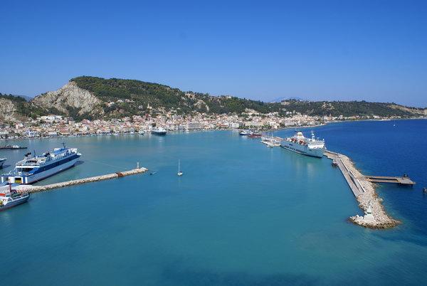 Ζάκυνθος : Κανονικά τα δρομολόγια των πλοίων   tovima.gr