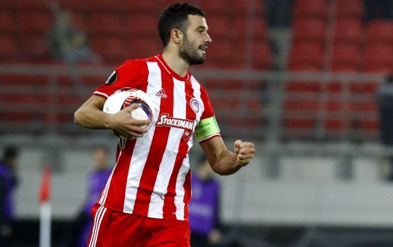 Μιλιβόγεβιτς: «Η καλύτερη περίοδος της καριέρας μου ήταν στον Ολυμπιακό» | tovima.gr