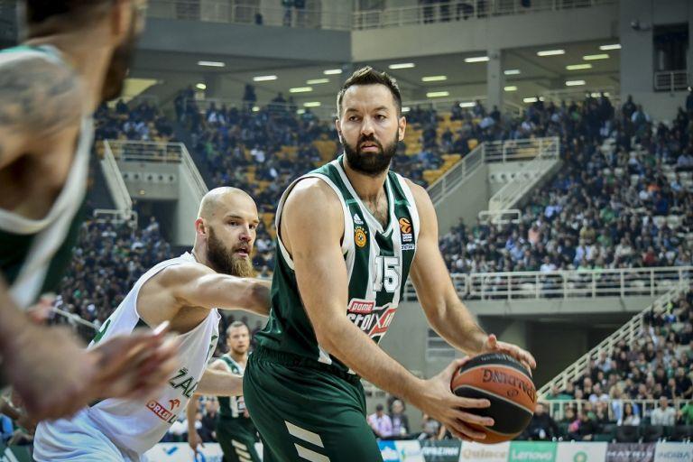 Βουγιούκας: «Η Ζαλγκίρις είχε υπομονή και χτύπησε στις αδυναμίες μας» | tovima.gr