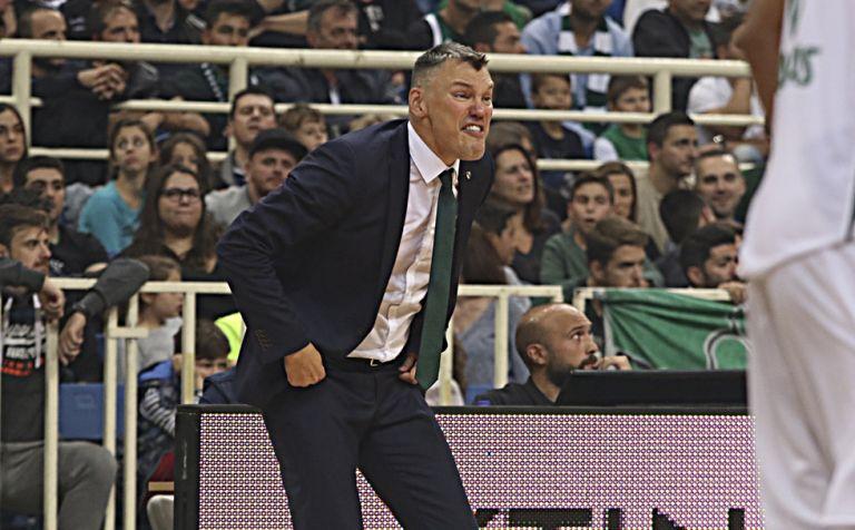 Γιασικεβίτσιους: «Δεν θα κερδίσουν πολλές ομάδες στο ΟΑΚΑ» | tovima.gr