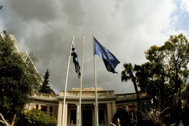 Στις… χειροπέδες επενδύει πολιτικά και επικοινωνιακά η κυβέρνηση επιχειρώντας να κερδίσει πόντους στην πορεία προς τις εκλογές   tovima.gr
