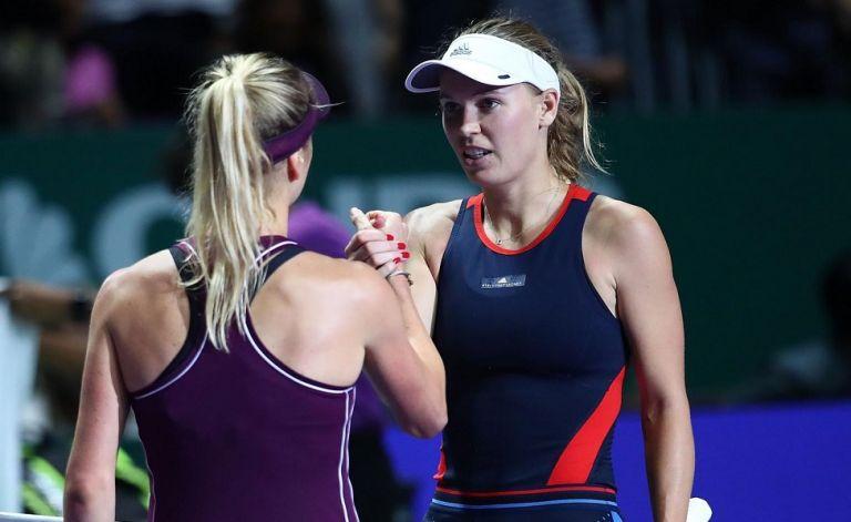 WTA Finals: Εκτός ημιτελικών οι Κβίτοβα, Κέρμπερ, Βοζνιάκι και Οσάκα   tovima.gr
