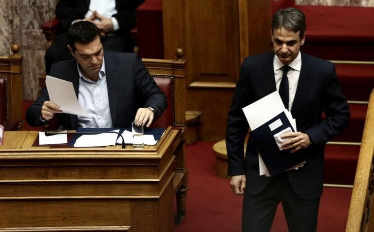 Δημοσκόπηση : Εκλογές ζητά το 72% αν αποχωρήσει ο Καμμένος – Ανοίγει η ψαλίδα μεταξύ ΝΔ-ΣΥΡΙΖΑ | tovima.gr