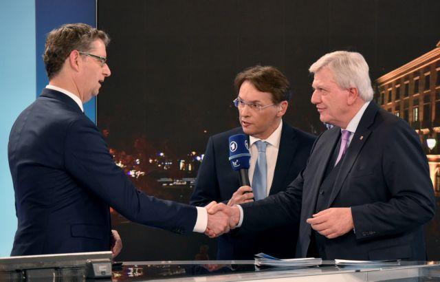 Deutsche Welle: Ιστορικές απώλειες για CDU και SPD στην Έσση | tovima.gr
