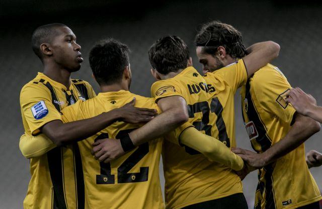 Σούπερ Λιγκ: ΑΕΚ – Αρης: 4 – 0 | tovima.gr