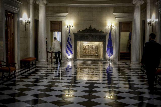 Μαξίμου: Ξέμεινε από επιχειρήματα ο κ. Μητσοτάκης   tovima.gr