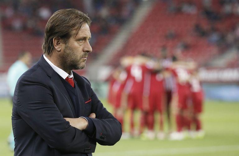 Μαρτίνς: «Λίγα τα γκολ που βάζουμε σε σχέση με τις ευκαιρίες που δημιουργούμε» | tovima.gr