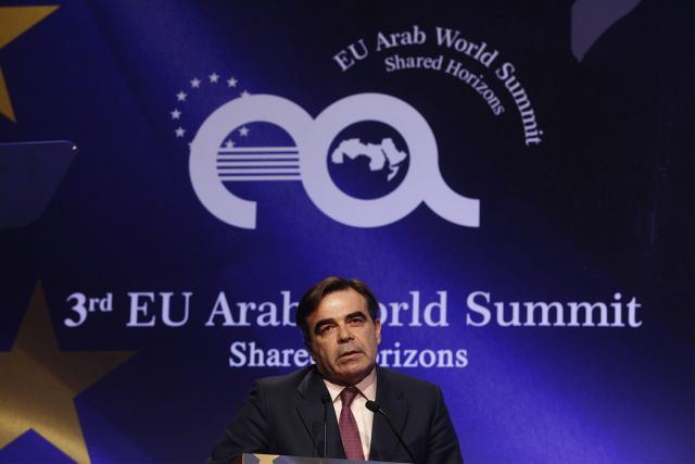 Μ.Σχοινάς : Άγκυρα σταθερότητας η συνεργασία Ευρώπης-αραβικού κόσμου | tovima.gr