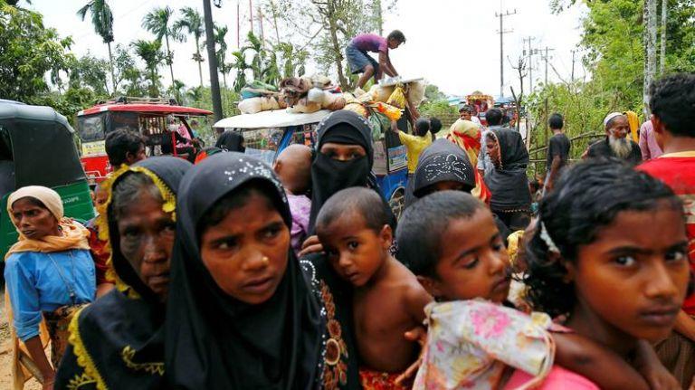 Οι Ροχίνγκια επιστρέφουν τον Νοέμβριο στη Μιανμάρ μετά από συμφωνία με το Μπαγκλαντές   tovima.gr