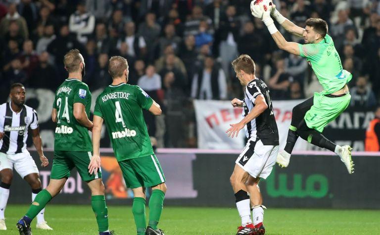 Διούδης: «Δεν γινόταν να κάνουμε 30 νίκες, πολύ καλός και πιεστικός ο ΠΑΟΚ» | tovima.gr