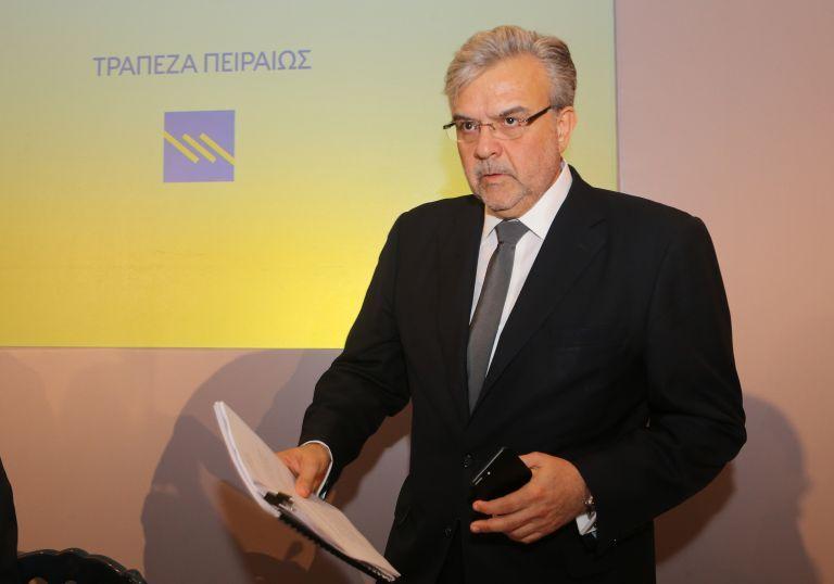Χρ. Μεγάλου: Πρωταγωνιστής η Τράπεζα Πειραιώς στα δάνεια τα επόμενα χρόνια   tovima.gr