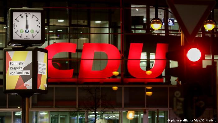 Γερμανία : Ξεκίνησε η μάχη της διαδοχής   tovima.gr