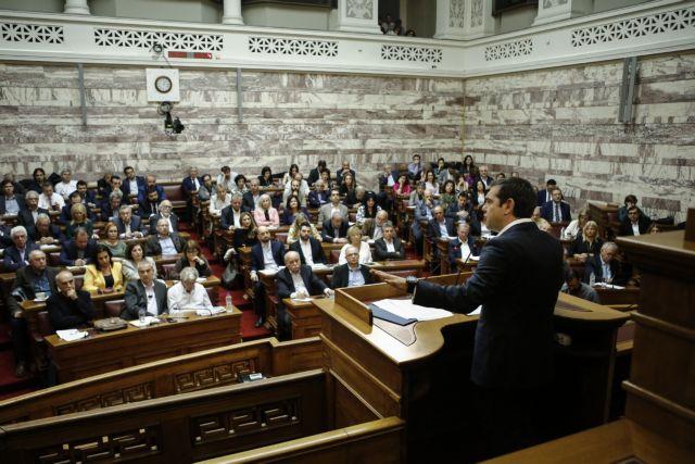 ΣΥΡΙΖΑ για ΠτΔ:  Αλλεπάλληλες ψηφοφορίες στη Βουλή και μετά εκλογή από το λαό | tovima.gr