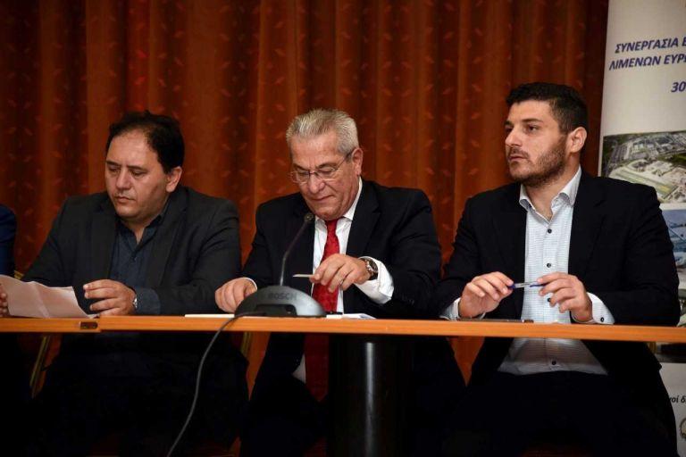 Ημερίδα: «Συνεργασία Εμπορευματικών Κέντρων – Λιμένων, Ευρωπαϊκή Εμπειρία, Προκλήσεις»   tovima.gr