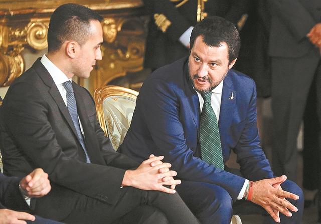 Στα πρόθυρα της ύφεσης και πάλι η Ιταλία | tovima.gr