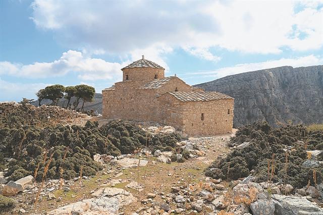 Η αναγέννηση της Αγίας Κυριακής | tovima.gr