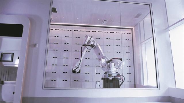 Ξενοδοχεία με self service check in και υπηρεσίες από μπάτλερ-ρομπότ | tovima.gr