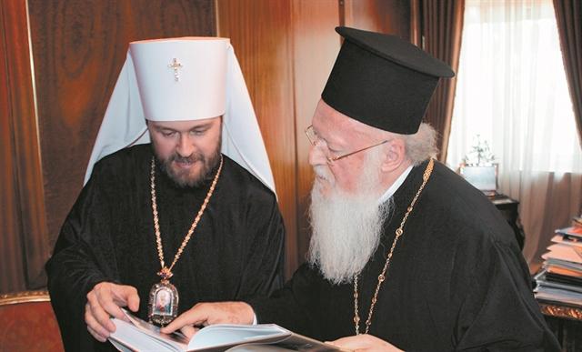 Ο «σιδηρούς βραχίων» του Πατριαρχείου Μόσχας   tovima.gr