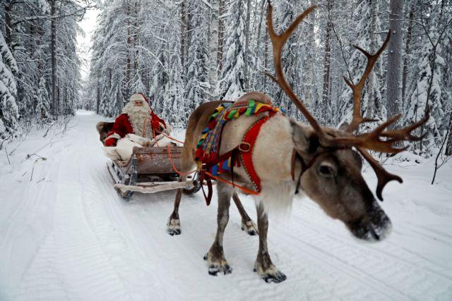 Έπιασε… δουλειά ο Άγιος Βασίλης | tovima.gr