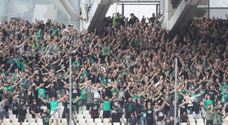 Ο Παναθηναϊκός άνοιξε και το πάνω διάζωμα του ΟΑΚΑ για το ματς με την ΑΕΚ | tovima.gr