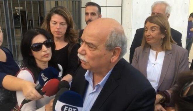 Στη δίκη της Χρυσής Αυγής ο πρόεδρος της Βουλής   tovima.gr
