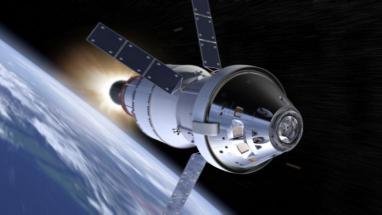 Έτοιμο το κατώτερο μέρος του Orion της NASA που θα ταξιδέψει σε Σελήνη και Άρη | tovima.gr