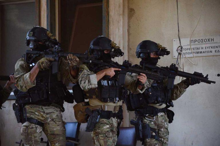 Κοινή άσκηση των Σωμάτων Ασφαλείας με συμμετοχή των Αμερικανικών δυνάμεων | tovima.gr