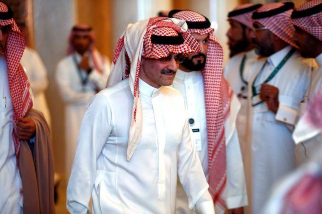 Ταλάλ: Ο Σαουδάραβας πρίγκιπας δεν σχετίζεται με την δολοφονία Κασόγκι   tovima.gr
