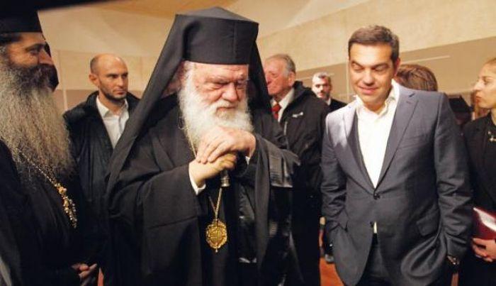 Αρχιεπίσκοπος Ιερώνυμος: Το θέμα είναι να καταλήξουμε τι εννοούμε θρησκευτικά ουδέτερος | tovima.gr
