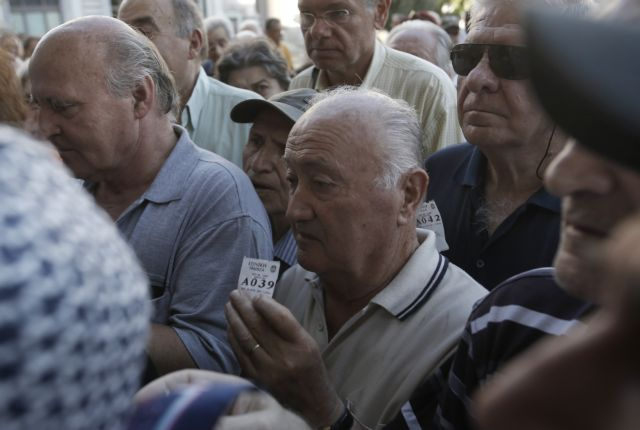 Editorial: Games with pensions | tovima.gr